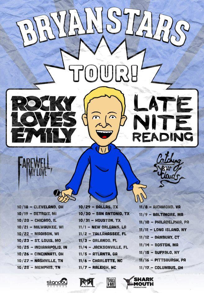 Rocky Loves Emily Announce Fall Tour Dates