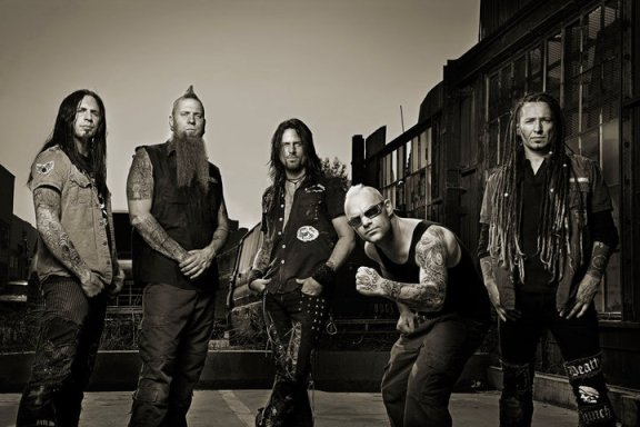 "Five Finger Death Punch ""The Pride"" Music Video"