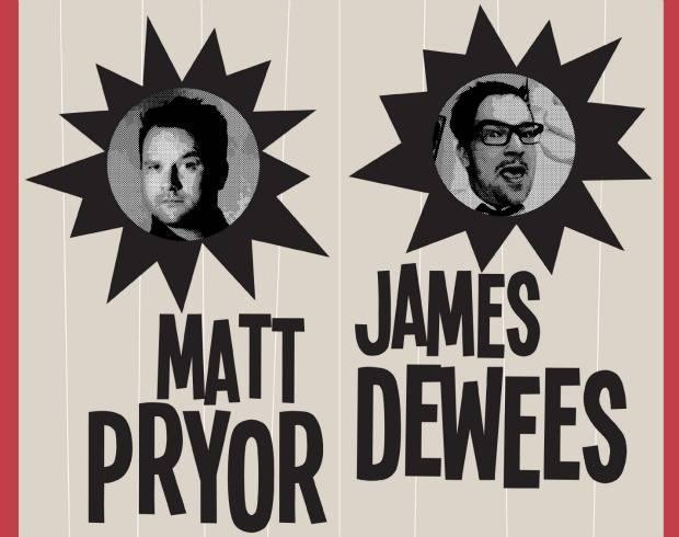 James Dewees And Matt Pryor