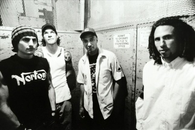 "New Song - Rage Against The Machine ""Auto Logic"""
