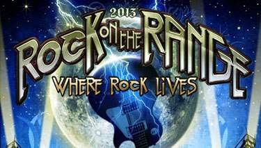 Rock on the Range 2013