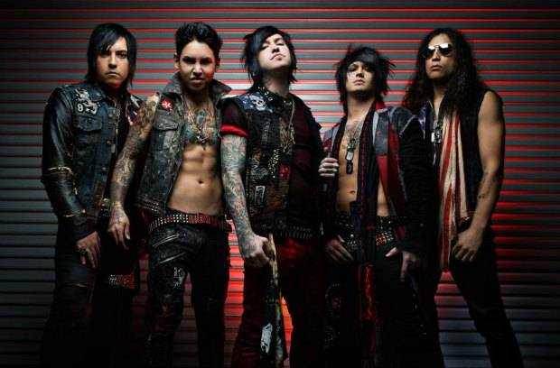 "Escape The Fate Release ""You're Insane"" Video Teaser"