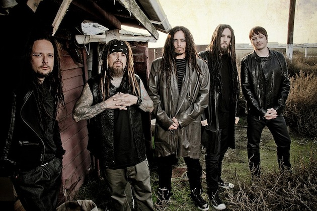 Korn Announce Headlining 2013 U.S. Tour Dates With Brian 'Head' Welch In Lineup