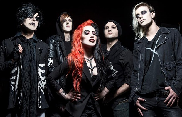 "New Years Day ""Angel Eyes"" Music Video Featuring Chris Motionless"