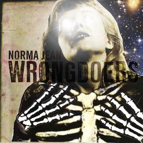 Norma Jean Wrongdoersalbum cover artwork