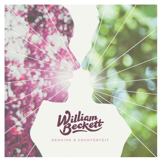 William Beckett 'Genuine & Counterfeit' Album Artwork