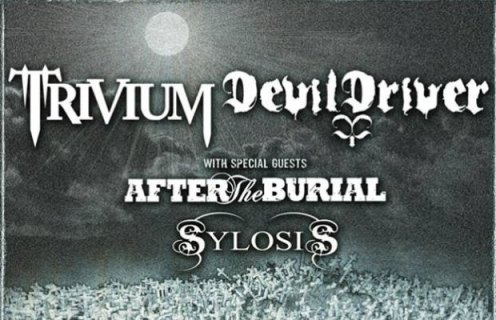 DevilDriver And Trivium Announce Co-Headlining Tour With After The Burial And Sylosis