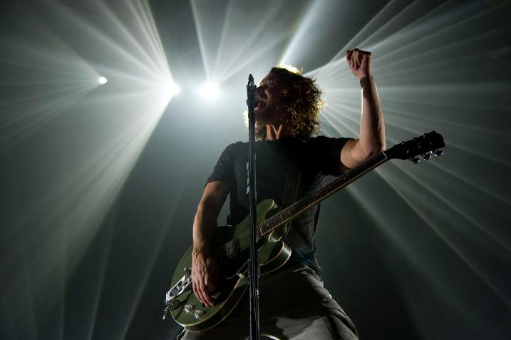 Chris Cornell Announces Solo Tour Dates