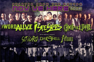 The Word Alive, I See Stars Co-Headlining Tour With Crown The Empire