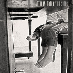 Anthony Green 'Young Legs' Album Cover Artwork