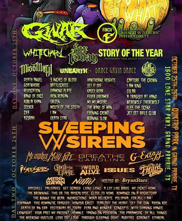 South By So What?! Announce Fall 2013 Lineup