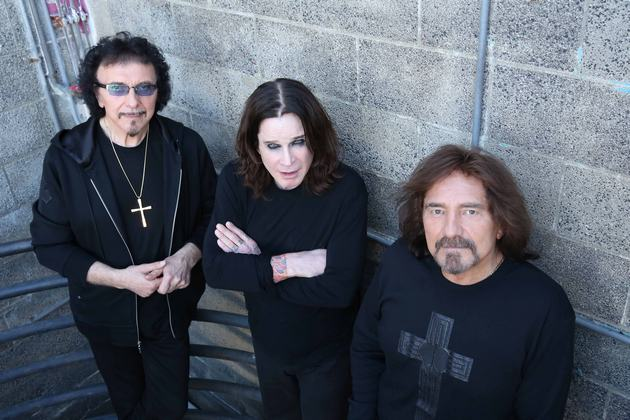 Black Sabbath Working On Documentary