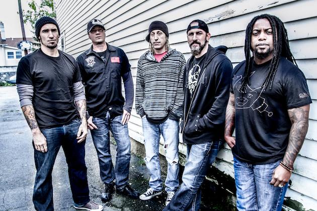 Sevendust Perform An Acoustic Version Of Black