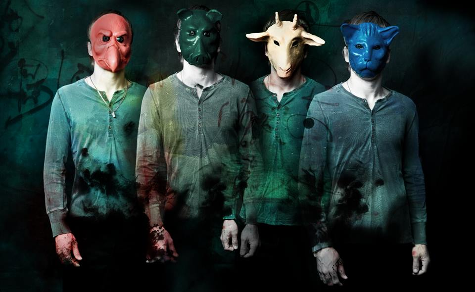 The Sound Of Animals Fighting (Anthony Green, RX Bandits) Announce First Tour In 7 Years