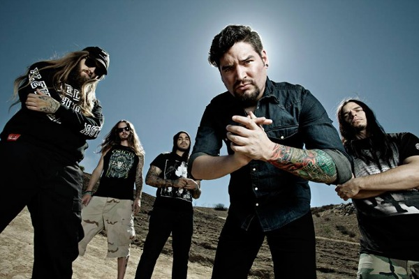 "Suicide Silence Release Video For ""Unanswered"" With Phil Bozeman (Whitechapel)"