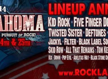 2014 Rocklahoma Festival