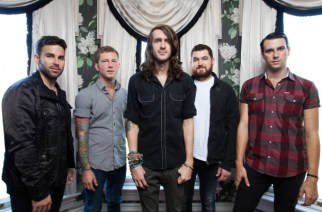 Mayday Parade Announce New Album 'Black Lines'