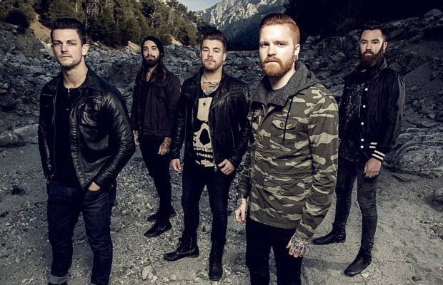 Memphis May Fire 'Unconditional' Artwork, Track Listing