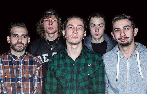 "The Word Alive Stream New Song ""Glass Castle"""
