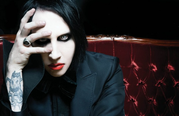 Marilyn Manson Announce 2015 Fall Tour Dates