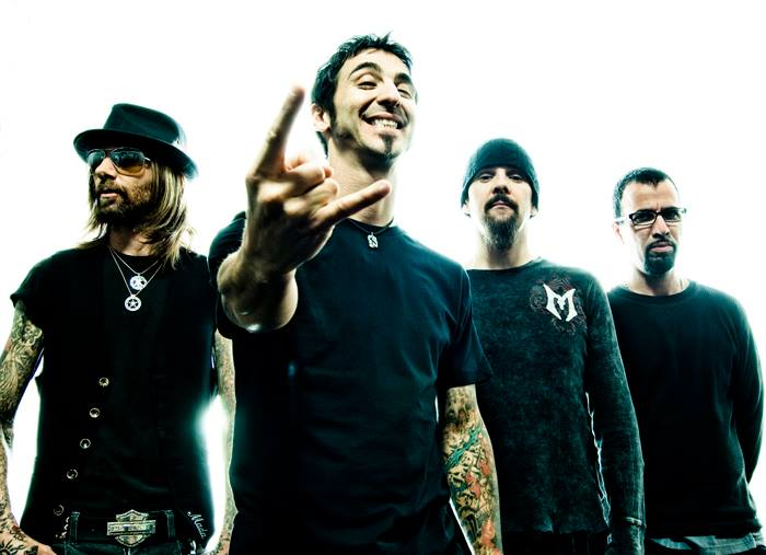Godsmack Reveal Spring 2015 U.S. Tour Dates