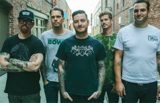 "Senses Fail Stream New Song ""Carry The Weight"""