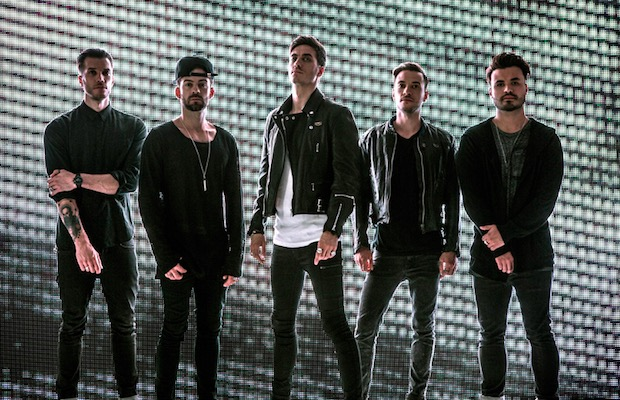 "Young Guns Stream New Song ""Infinity"""