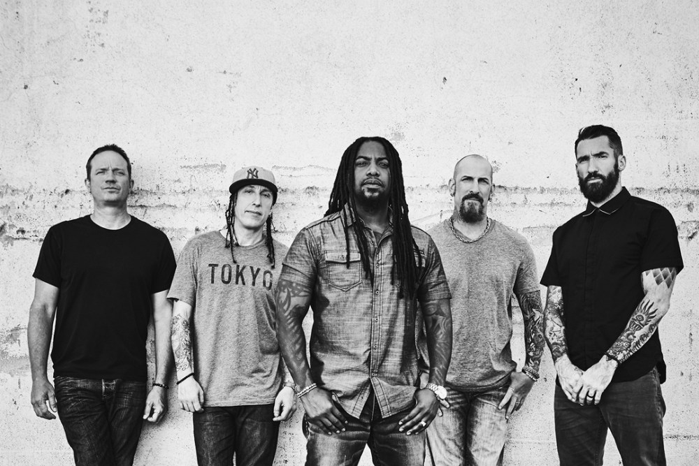 "Sevendust Announce New Album 'Kill the Flaw', Stream ""Thank You"""