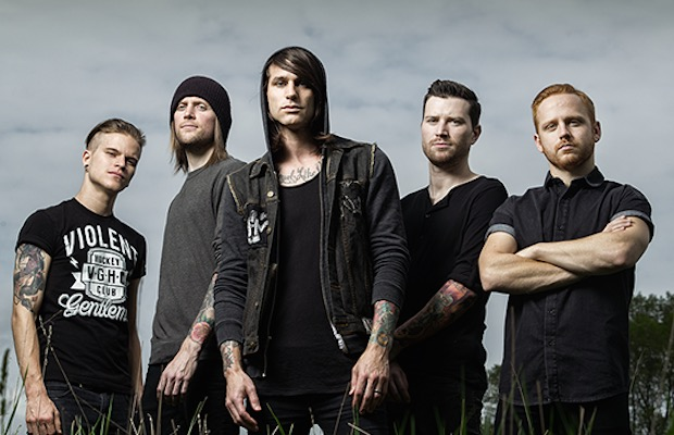 "Blessthefall ""Walk On Water"" Music Video"