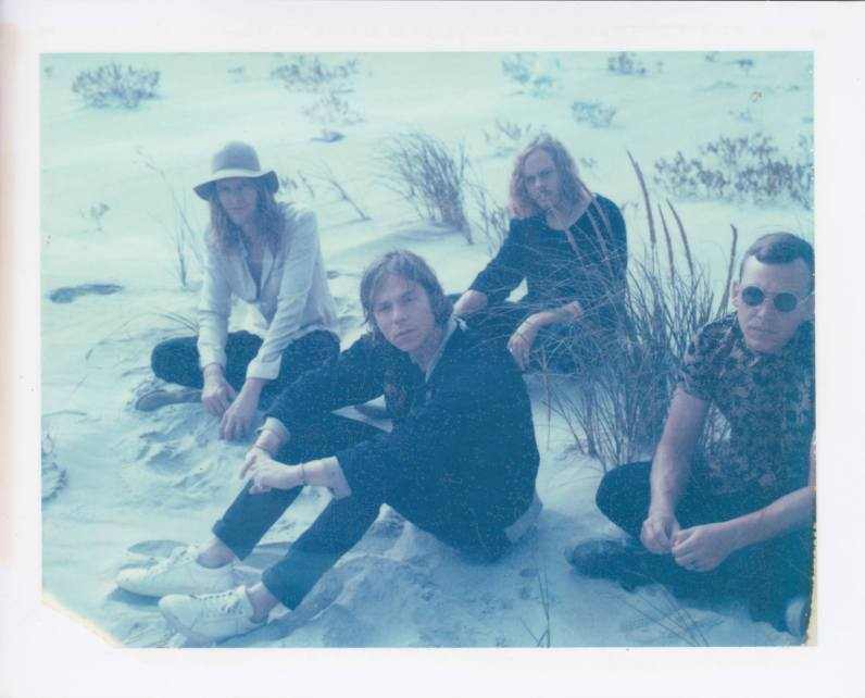 "Cage the Elephant Release New Song ""Mess Around"""