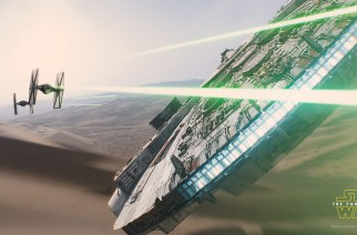 Watch The Full 'Star Wars: The Force Awakens' Trailer
