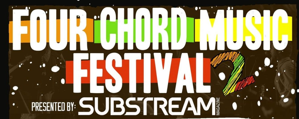Yellowcard To Headline Four Chord Music Festival 2