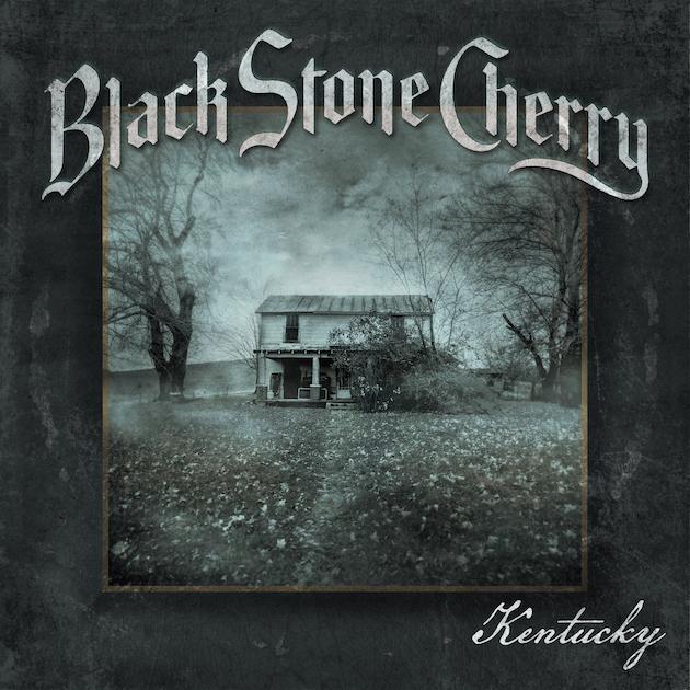 Black Stone Cherry 'Kentucky' Cover Artwork