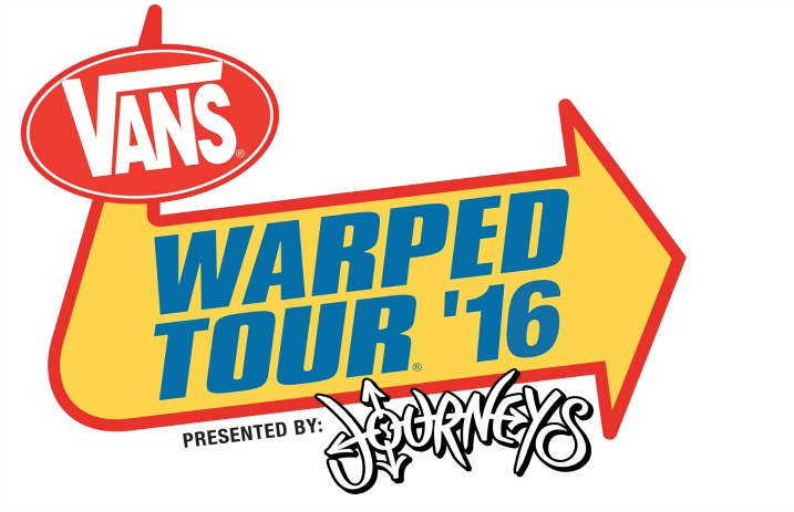 Warped Tour Announces Changes In 2016 Dates