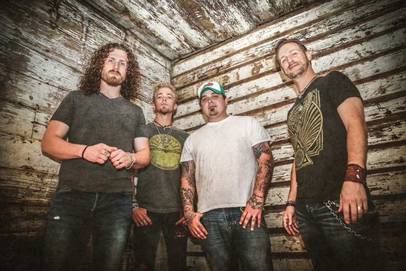 "Black Stone Cherry Stream New Song ""In Our Dreams"""