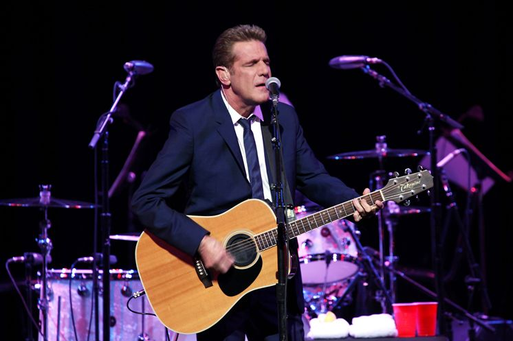 Eagles Guitarist, Singer Glenn Frey Dies At 67