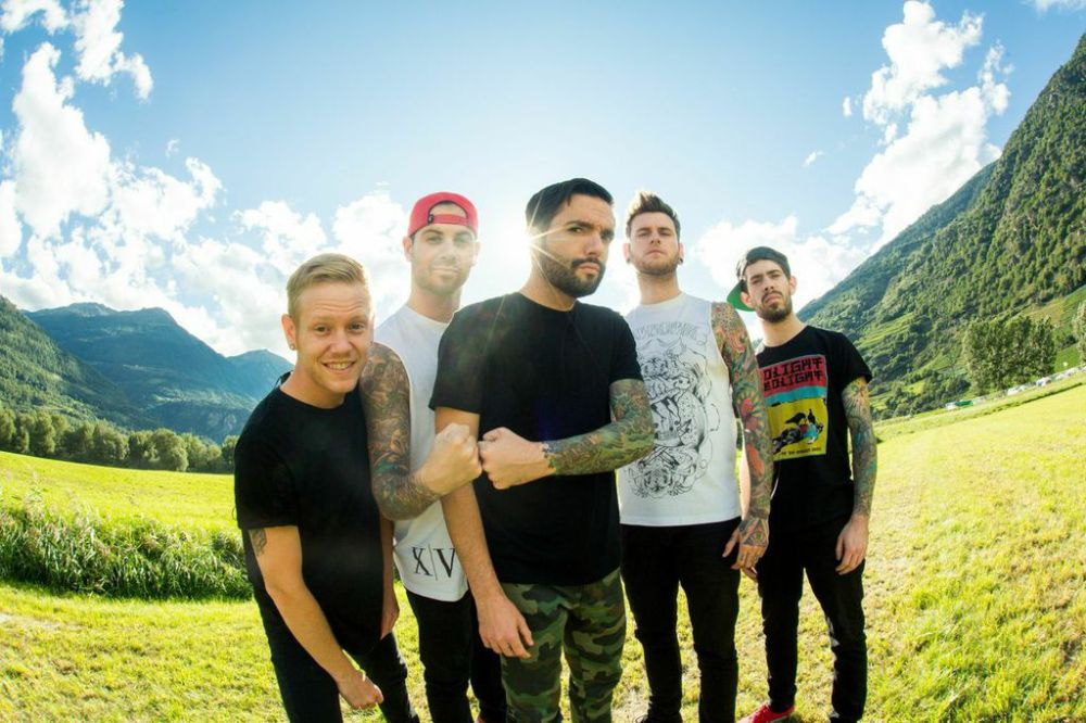 A Day To Remember Announce Tour With Parkway Drive, State Champs