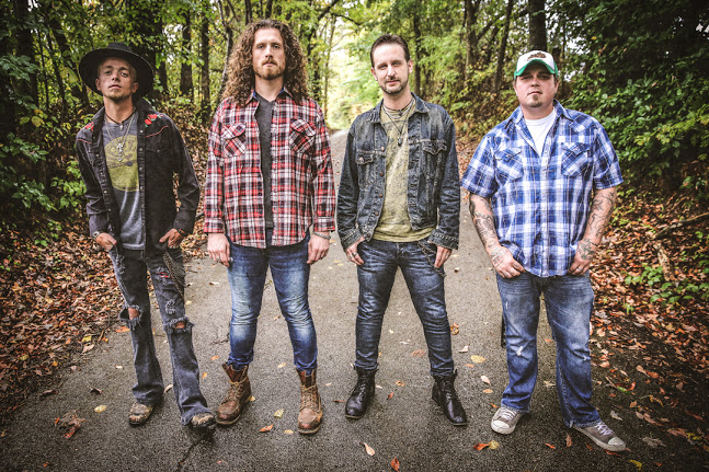 "Black Stone Cherry Stream New Song '""Soul Machine"""