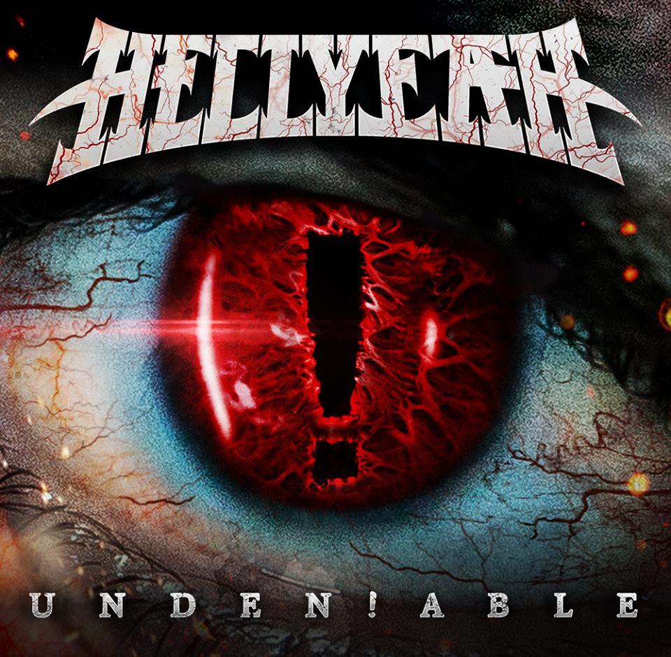 Hellyeah Announce 'Unden!able' Album Details
