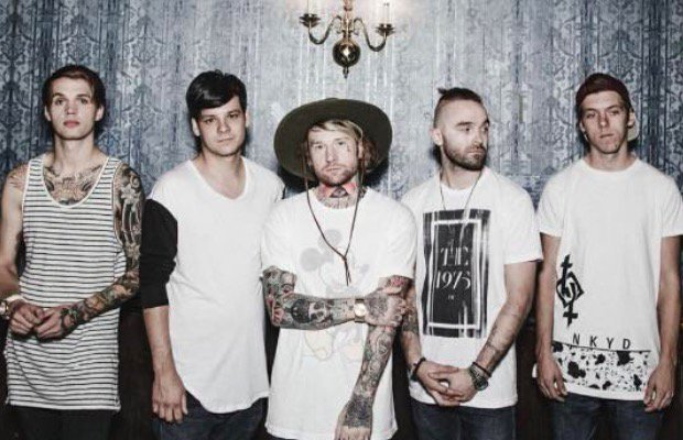 Slaves Guitarist Announces Departure From Band