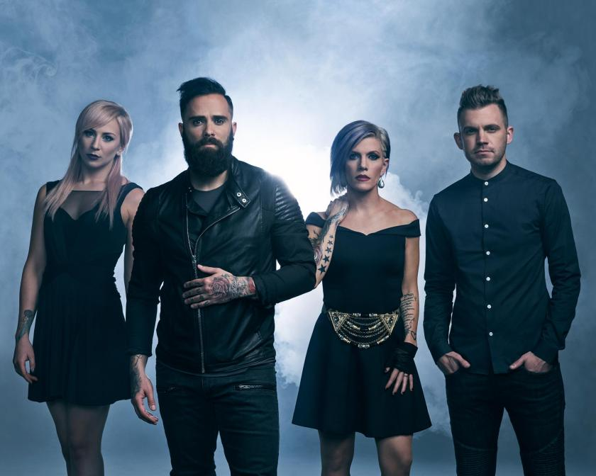 "Skillet Release ""Back From the Dead"" Music Video"