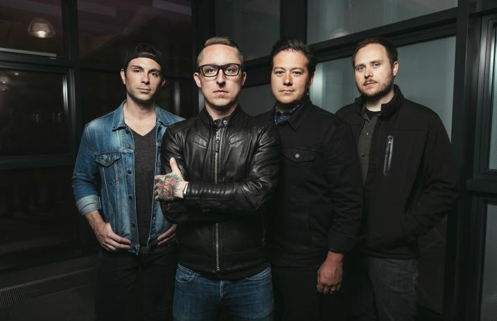 Yellowcard To Break Up After New Album, World Tour