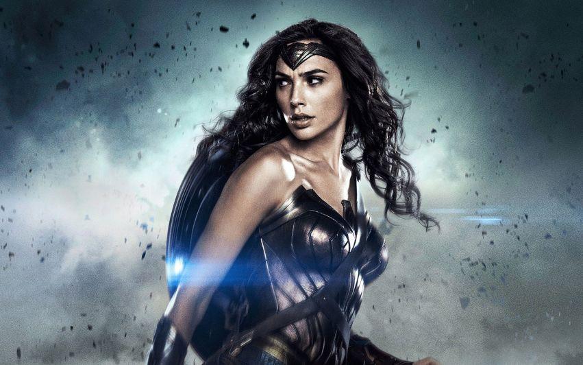 New Origins 'Wonder Woman' Trailer