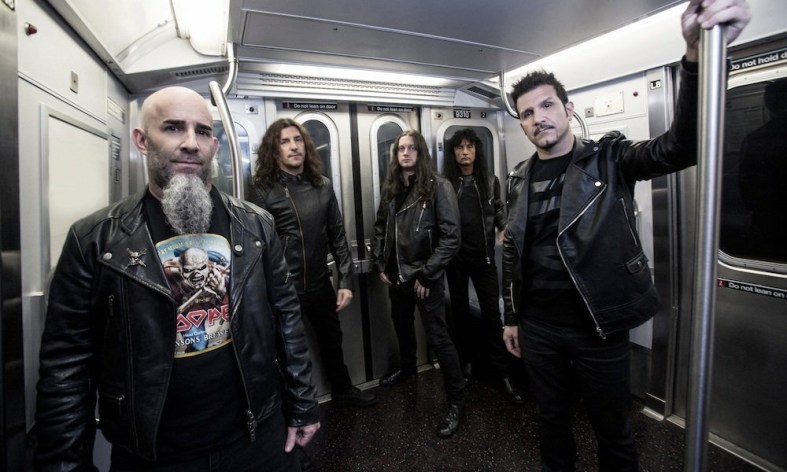 Anthrax, Killswitch Engage, The Devil Wears Prada Announce 'The Killthrax Tour'