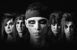 """Black Veil Brides Stream New Song """"The Outsider"""""""