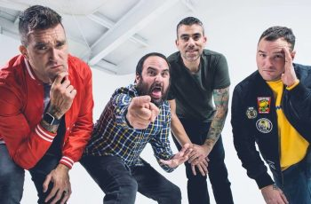 """New Found Glory Release Music Video For New Song """"Happy Being Miserable"""""""