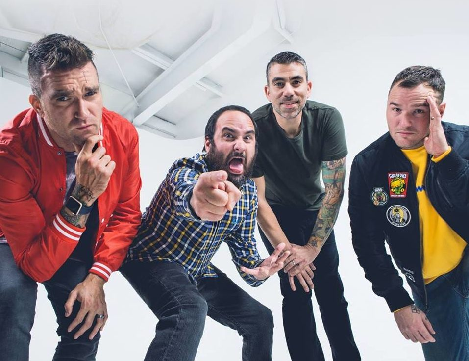 New Found Glory Announce New Album 'Makes Me Sick'
