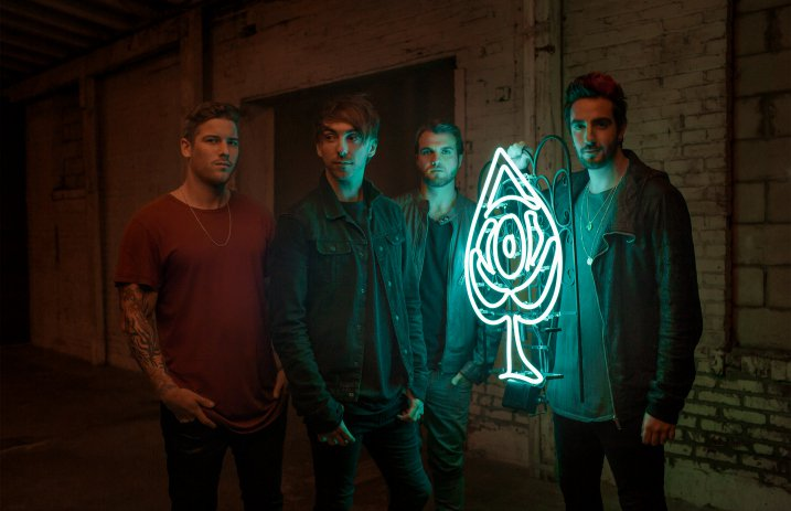 All Time Low Announce New Album 'Last Young Renegade'
