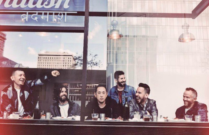Linkin Park Release Statement About Chester Bennington
