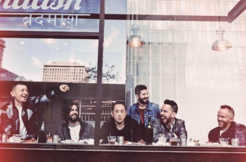 "Linkin Park Announce New Album, Stream New Song ""Heavy"""